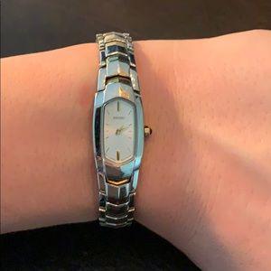 Seiko Accessories - Seiko Gold and Silver Watch